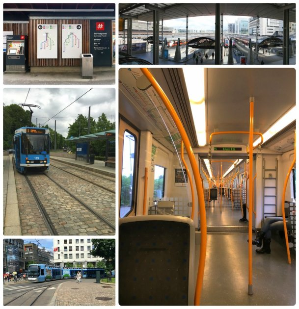 City Guide to Oslo, Norway: Part 1 | Public Transportation ...
